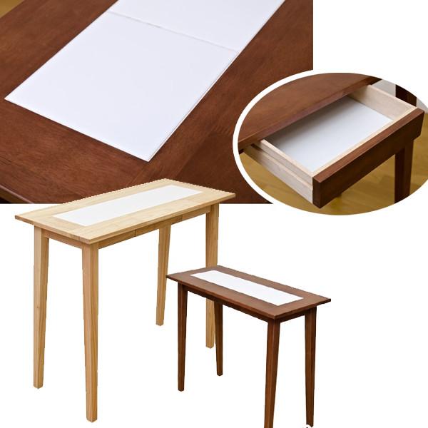 タイルを使ったカウンターテーブル