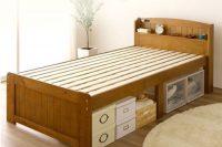 布団対応ベッド